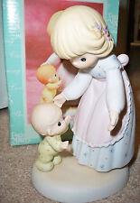 Precious Moments Cherish Every Step Motherhood Series Second Edition NIB 795224