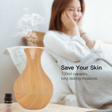 Home Fragrances LED Aroma Air Purifier Humidifier Aromatherapy Night Light