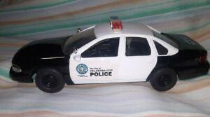 "Ertl 1995 Chevy Caprice Oklahoma City Police Car ""Memory of Bombing 4/19/1995"""