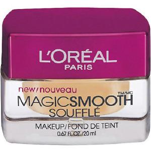 Loreal Magic Smooth Souffle Makeup 530 Sun Beige, 0.67 oz