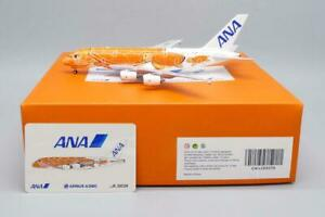 A380 ALL NIPPON AIRWAYS FLYING HONU, KA LA REG:JA383A, JCWINGS JCEW4388008 1/400