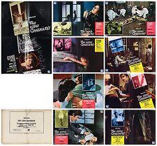 MIO CARO ASSASSINO SET FOTOBUSTE 8+SOGG. GEORGE HILTON GIALLO 1972 LOBBY CARD