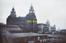 PHOTO  LIVER BUILDING LIVERPOOL 1961