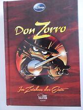 1x Comic Walt Disney - Don Zorro - Im Zeichen der Ente