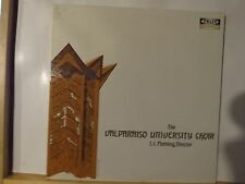 VALPARAISO UNIVERSITY CHOIR FLEMING DIRECTOR VOLUME 1  N/M VINYL DELTA RECORDS