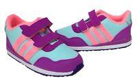 Adidas Bebés V Trotador confort Zapatillas f76484 Violeta/Rosa GB 5-9.5k