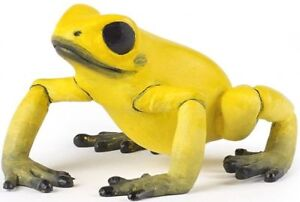 Yellow Equatorial Frog  Papo 50174 FREE SHIPPING