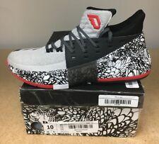 reputable site a3c4a 6d96f adidas Dame 3 Shoe - Mens Basketball SKU BB8272 Size 10