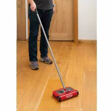 Ewbank 310 Manual Sweeper & Duster,  Cleaning Hard Floor Surfaces - Easy Release