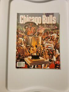 1991-1992 Chicago Bulls Yearbook: Michael Jordan