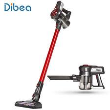 Dibea C17 de mano y pegar 2 en 1 Inalámbrico Vertical cacuum Aspiradora ROJO