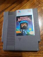 Captain Skyhawk - Authentic Nintendo NES Game