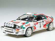Tamiya 1/24 Toyota Celica WRC Rally model kit # 24125