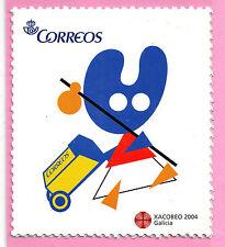 España Tarjeta Conmemorativa Xacobeo año 2004 (BV-898)