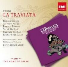 Riccardo Muti - Verdi La Traviata (NEW 2 x CD)