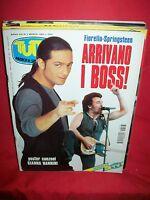 TUTTO Mar 1995 SPRINGSTEEN FIORELLO Litfiba duran Duran Spagna Max Pezzali