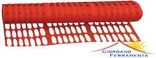 RETE RECINZIONE CANTIERI SEGNALETICA H 150X MT 50 (24879)