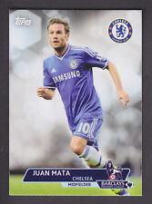 Topps Premier Gold 2013 - Base # 19 Juan Mata - Chelsea