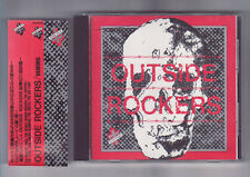 (CD) Outside Rockers - Various / Japanese Punk / w/ OBI / Japan Import