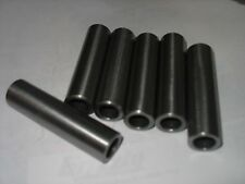 "Steel Bushing / Sleeve 1 "" OD x 5/8 "" ID x 3"" Long 4 Pc  CDS DOM"