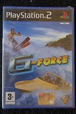 PS2 : G-FORCE - Nuovo, sigillato ! Da Phoenix Games! Tornei di sci d'acqua!