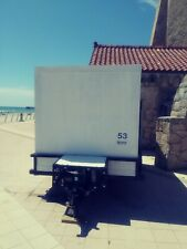 Cooler trailer - refrigerated - affordable cooler for sale