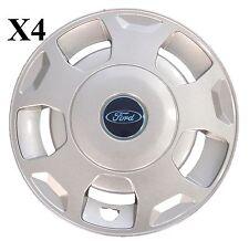 """New Genune Ford Transit 2006 Onwards 16"""" Inch Wheel Trims Hub Caps x4 1534795"""