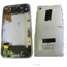 Apple iPhone 3G 8GB Fascia Housing Back Cover Battery + Parts White UK
