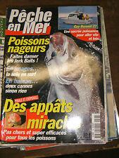 Pêche en mer N°163 Pibale Crépidule Appât Jerk Baits La sole Bateaux Poissons