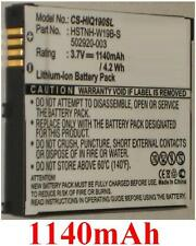 Batterie 1140mAh type  502920-003 HSTNH-W19B-S  Pour HP iPAQ Data Messenger