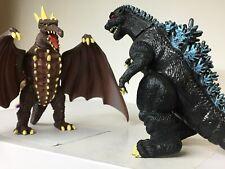 """Vintage Trendmasters Godzilla Vinyl 6"""" Rodan Lot Action Figure [A15]"""
