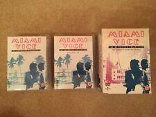 Miami Vice The Definitive Collection 32 Disc Dvd Box Set