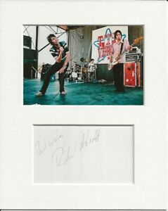 Richard Ashcroft the verve signed genuine authentic autograph signature AFTAL