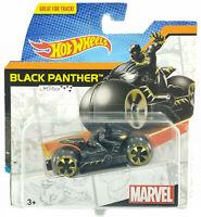 Hot Wheels Marvel Black Panther Motorcycle Moto Track Stars  2015