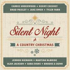 Silent Night: A Country Christmas - Various Artist (2016, CD NEU)