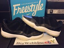 Nike AIR Jordan Retro 11 LOW BARONS 2017 SIZE 12 NEW DS 528895 010