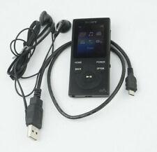 Sony NW-E393 MP4-Player 4 GB Schwarz