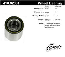 Wheel Bearing and Race Set-Premium Bearings Rear Centric 410.62001