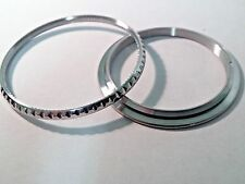Bezel + Ring GMT (2pcs), Late Model 16800 to fit (see dimensions and fotos)