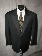 Canali Recent Blue Label Men Tuxedo Dinner Jacket 46 R Made in Italy