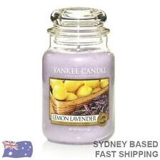 Large Lavender Scented Decorative Candles