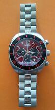 Invicta 1B190232-003 Men's Specialty Chrono Red Accent Black Watch