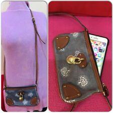 Genuine Mulberry Blue Nylon Cross-body Bag iPhone case