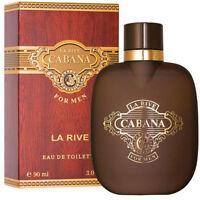 La Rive Cabana Eau De Toilette Parfum,90 mL 3.0 fl.oz ,Mens Perfume,Fragrance