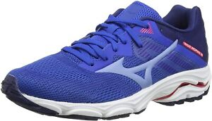 Mizuno Running Shoes Wave Inspire 16 Womens Blue