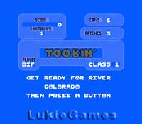 Toobin' - Fun NES Nintendo Tengen Game