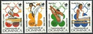 Dominica Stamp - 88 Summer Olympics Stamp - NH