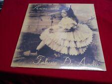 Fabrizio De Andre – Anime Salve Limited Edition gold Vinyl