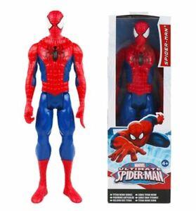 Figurine SpiderMan Marvel Super Héros Géant 30 cm !! pour Enfants et Adultes