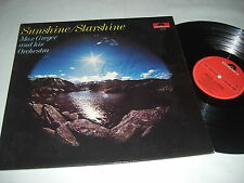 (4138)  Max Greger And His Orchestra – Sunshine/Starshine - Signiert - 1970